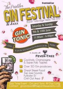 Gin and Jazz poster